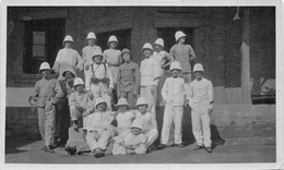 ¤¤  -  CHINE -  Cliché  -  Souvenir Du 14 Juillet 1913 à TIEN-TSIN  -  TIANJIN  - Militaires  -  Voir Description - Chine