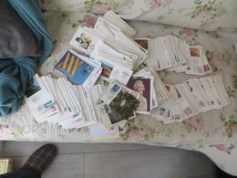 TRES BON LOT DE FDC ,, 1er JOUR De FRANCE Environ 700 Piéces ,voir Plusieurs Photos - Lots & Kiloware (mixtures) - Max. 999 Stamps