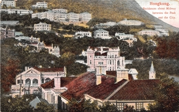 ¤¤  -   CHINE   -  HONGKONG   -  Residences About Midway Between The Peak And The City    -   ¤¤ - Chine (Hong Kong)