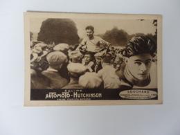 Champion De France 1925, 1 Er Critérium Des As. Equipe Automoto-Hutchinson. - Ciclismo