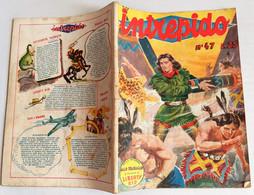 INTREPIDO LIBRETTO N. 47 DEL 20 NOVEMBRE 1951 (11319) - Books, Magazines, Comics