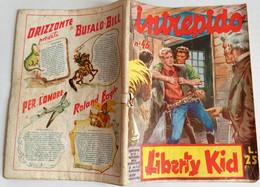 INTREPIDO LIBRETTO N. 46 DEL 13 NOVEMBRE 1951 (11319) - Books, Magazines, Comics