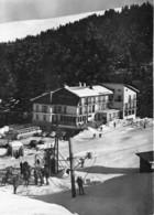 CEÜZE - Hôtel Gaillard - Départ Du Téléski - Patinoire - Autobus - Ski - Andere Gemeenten