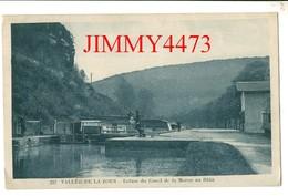 CPA - L' Ecluse Du Canal De La Marne Au Rhin - VALLEE DE LA ZORN Saverne 67 Bas-Rhin - N° 227 - Saverne