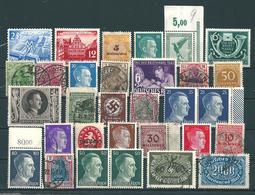 Deutsches Reich - Allemagne - Germany  (0651) - Lots & Kiloware (max. 999 Stück)