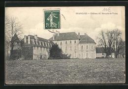CPA Brangues, Chateau Du Marquis De Virieu - Virieu