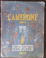 Livre Camerone 1958 - Légion étrangère - Dédicacé Par Un Légionnaire à Son Quartier Maître Chef - Libri