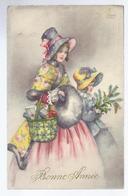 Illustrateur HANNES PETERSEN Femme Et Courses N°4752 - Petersen, Hannes
