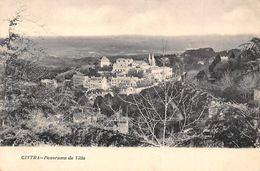 Portugal Cintra Panorama Da Villa General View - Postcards