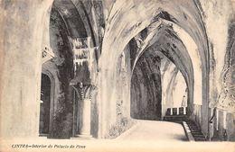Portugal Cintra Interior Do Palacio Da Pena Palace - Postcards