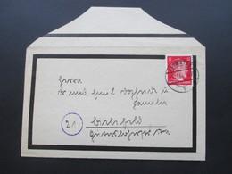 DR 1944 Trauerbrief / Todesanzeige Panzergrenadier Träger Des Goldenen Ehrenzeichens Der HJ Unteroffizier Ostmedaille - Briefe U. Dokumente