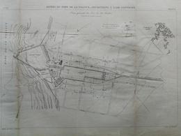 ANNALES DES PONTS Et CHAUSSEES(Dep 17) - Jetées Du Port De La Pallice - 1889 - Macquet (CLD97) - Travaux Publics