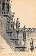 75004-PARIS- NOTRE DAME DE PARIS- CONTREFORTS DE LE FLECHE - APÔTRES ET EVANGELISTE - Notre Dame De Paris
