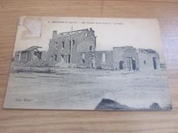 CP  Bourlon Les Ruines De La Guerre La Gare - Andere Gemeenten