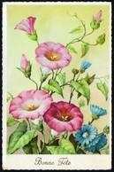 B7261 - Glückwunschkarte Blumen - R. Hamel Paris - Blumen