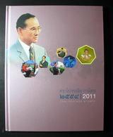 Thailand Stamp Year Book 2011 - Thailand