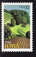 USA 1996 150th Anniversary Of Iowa Statehood, Ordinary Gum, MNH (SG 3223) - United States