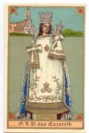 Devotie - Devotion - O.L.Vrouw Van Nazareth - Andachtsbilder