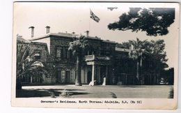AUS-313   ADELAIDE : Governor's Residence, Noth Terrace - Adelaide