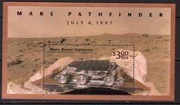 USA 1997 Mars Pathfinder Mission MS, MNH (SG MS3373) - United States