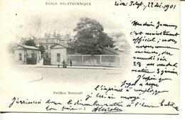 """75-PARIS - Ecole Polytechnique """" Pavillon Boucourt"""" - Education, Schools And Universities"""