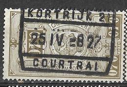 9S-168: N°TR140: KORTRIJK 21 // COURTRAI - Railway