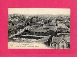 94 Val De Marne,  Parc Saint-Maur, Panorama Sur Adamville, 1928, (F. F.) - Saint Maur Des Fosses