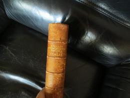 ATLANTE AUTOMOBILISTICO TASCABILE - ITALIA  1926 - Old Books