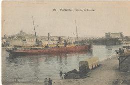 13 // MARSEILLE    Courrier De Tunisie  215 - Marseille