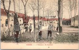 70 VESOUL - 11e Chasseurs - Au Gymnase - Vesoul