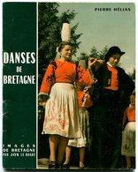 Pierre HELIAS Danses De Bretagne 1965 - Bretagne