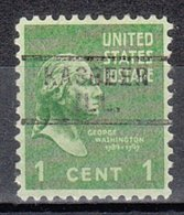 USA Precancel Vorausentwertung Preo, Locals Illinois, Kasbeer 729 - Vereinigte Staaten