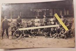 1925 Bitche 3 Eme Bataillon Chasseurs Alpins BCA Transmissions Radio Télégraphistes Téléphone Signaleurs   1cph - War, Military