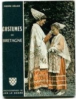 Pierre HELIAS Costumes De Bretagne 1969 - Bretagne