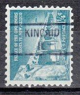 USA Precancel Vorausentwertung Preo, Locals Illinois, Kincaid 841 - Vereinigte Staaten