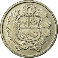 Monnaie, Pérou, 100 Soles, 1982, Lima, TTB, Copper-nickel, KM:283 - Pérou