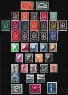 Duitse Rijk Kleine Verzameling Luchtpost, Zeer Mooi Lot 4174 - Timbres