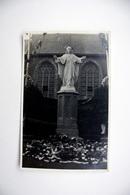 Vinkt  Deinze  FOTOKAART Van Monument Aan De Kerk - Deinze