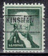 USA Precancel Vorausentwertung Preo, Locals Illinois, Kinsman 745 - Vereinigte Staaten