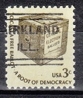 USA Precancel Vorausentwertung Preo, Locals Illinois, Kirkland 931 - Vereinigte Staaten