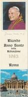ANNO SANTO 1983 - Religione & Esoterismo