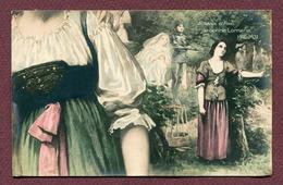 ALSACE-LORRAINE - Puzzle De 10 Cartes Postales Patriotiques ( 1 Carte JEANNE D'ARC ) - Met Mechanische Systemen