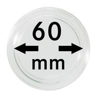 Lindner S22706000 Münzkapsel Innendurchmesser 60 Mm, 1 Stück, Innenhöhe 5,3 Mm - Supplies And Equipment