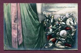ALSACE-LORRAINE - Puzzle De 10 Cartes Postales Patriotiques ( 1 Carte ) - Met Mechanische Systemen