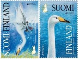 Finnland Suomi MNH** 2019  Bird Vogel VORABBESTELLUNG PREORDER Delivery 13.05.2019 Lieferung 13.05.2019 - 2019
