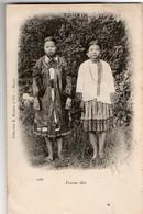 TONKIN - Femmes Méo - Viêt-Nam