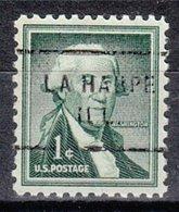 USA Precancel Vorausentwertung Preo, Locals Illinois, La Harpe 712 - Vereinigte Staaten