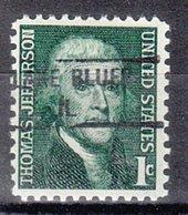 USA Precancel Vorausentwertung Preo, Locals Illinois, Lake Bluff 841 - Vereinigte Staaten