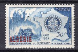 1955 - ALGERIA - Yv.  Nr. 328 - NH - (UP131.41) - Algeria (1962-...)