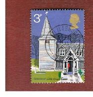 GRAN BRETAGNA (UNITED KINGDOM) -  SG 904 -  1972 ST.  ANDREW' S, ESSEX  - USED° - Usati